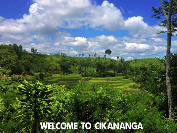 cikananga landscape